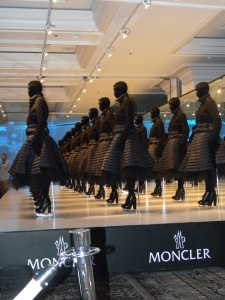 The Moncler rockettes!
