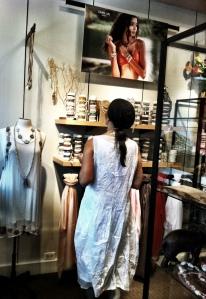 Chan Luu and her jewelry