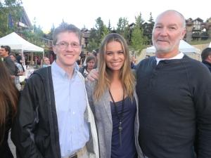 Christopher Longden and Ramona Bruland and Michael Goldberg.