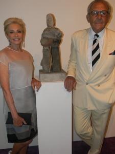 Tina and Simon Beriro