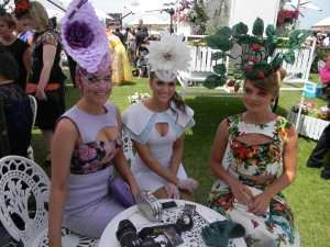 Melbourne Oaks Horserace Day 11 6 14 098