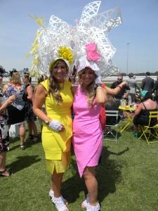 Melbourne Oaks Horserace Day 11 6 14 101