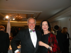 Ian Loveridge and me