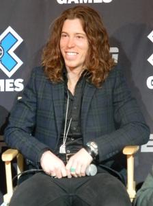 Shaun at 2011 press conference